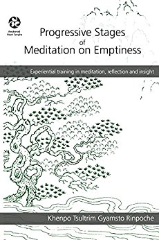 Progressive Stages of meditation on emptiness audio book