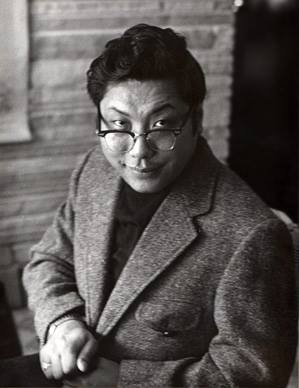 Buddhist teacher and modern day master Chogyam Trungpa Rinpoche